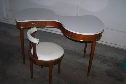 Rare Teakwood Danish Doctor S Optical Dispensing Table W 2