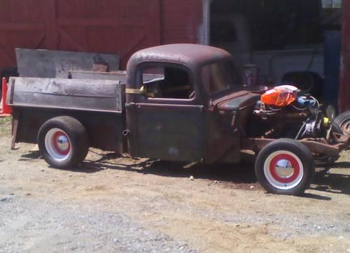 Rat Rod 1947 ford truck