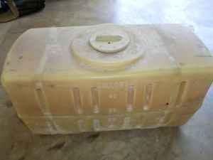 Raven 50 gallon termite lawn pest sprayer tank - $70 (Tulsa)