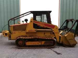 Rayco C87l Skid Steer Loader With Mulcher Head West Chester For