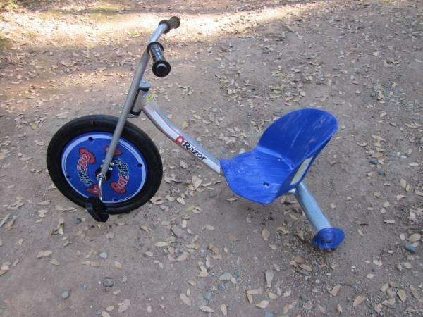 Razor 360 Trike For Sale In Loomis California