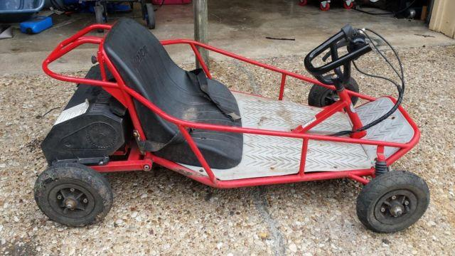 Razor Electric Dune Buggy With New Tires And Batteries For