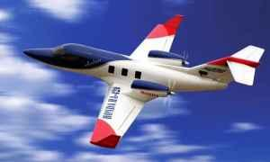 RC Airplane HA-420 Honda Jet - $350 (Bella Vista)