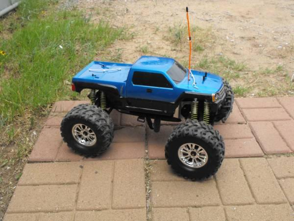 RC Electric 4x4 Monster Truck - $275