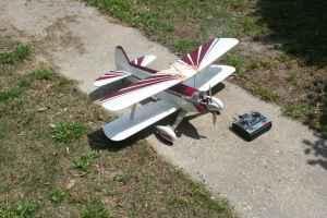 rc nito biplane - $250 (gainesville)