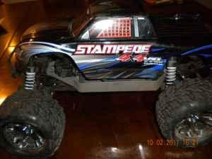 RC Stampede 4X4 VXL Brushless - $315 Central Point