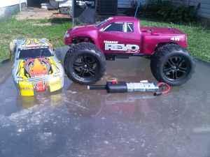 RC Traxxas Revo - $200 Bardstown
