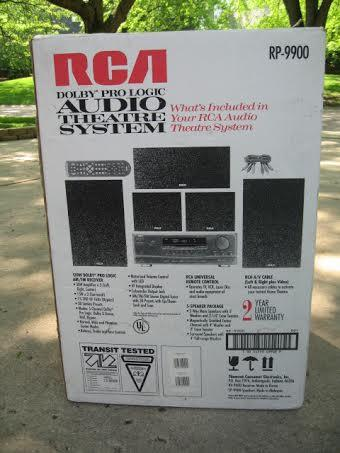 RCA Audio Theater System Brand NEW !!