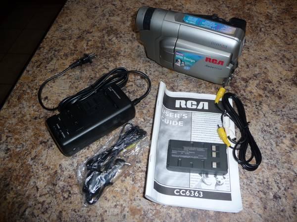 Rca Vhs C Camcorder For Sale In Sierra Vista Arizona