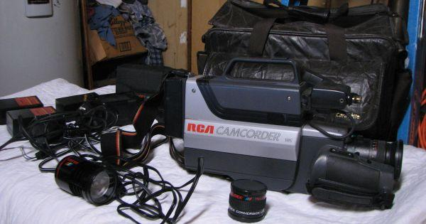Rca Vhs Camcorder Reduced Eugene For Sale In Eugene Oregon Classified Americanlisted Com