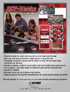 RCP Tracks Large Radius Oval Track for 1/24 R/C Cars - $200 (Clarksville -  Exit 11)