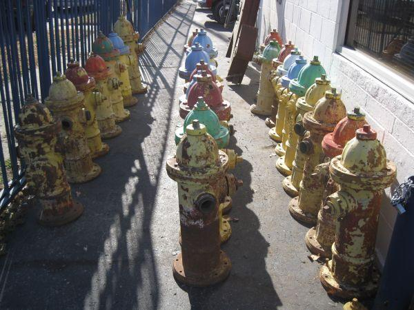Real Antique Authentic Fire Hydrants For Sale For Sale