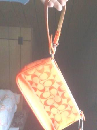 REAL COACH PURSE - $25