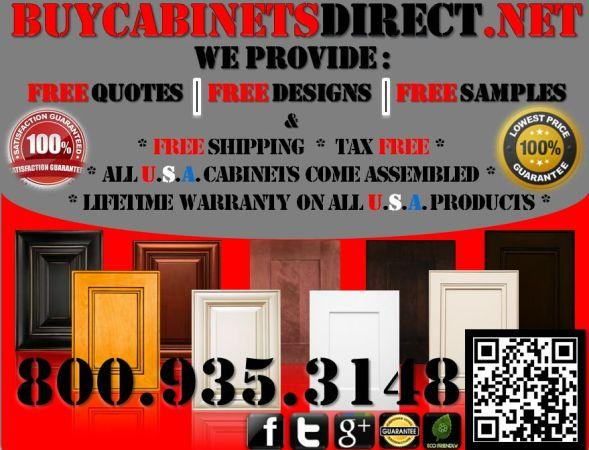 Real wood kitchen cabinets american made for sale in for American made kitchen cabinets