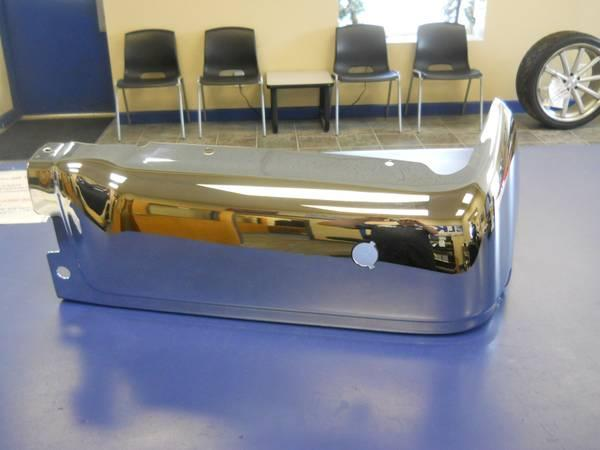 Rear bumper ext - $150