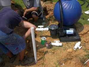 Rebuilt swimming pool pumps charlotte area for sale in for Rebuilt pool pump motors