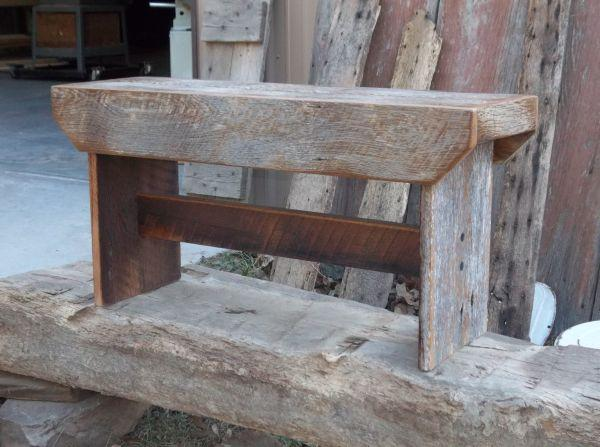 Reclaimed Barn Wood Benches Conway For Sale In