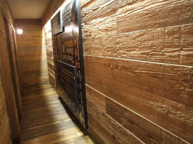 Reclaimed Old Antique Barn Wood Siding Weathered Boards