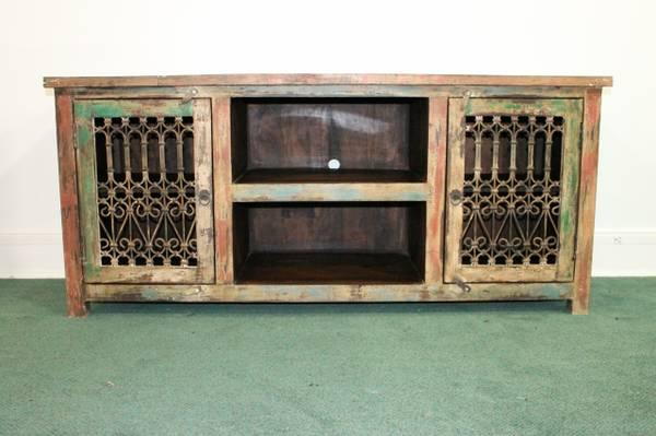 Reclaimed Wood Rustic Furniture Handcrafted In India