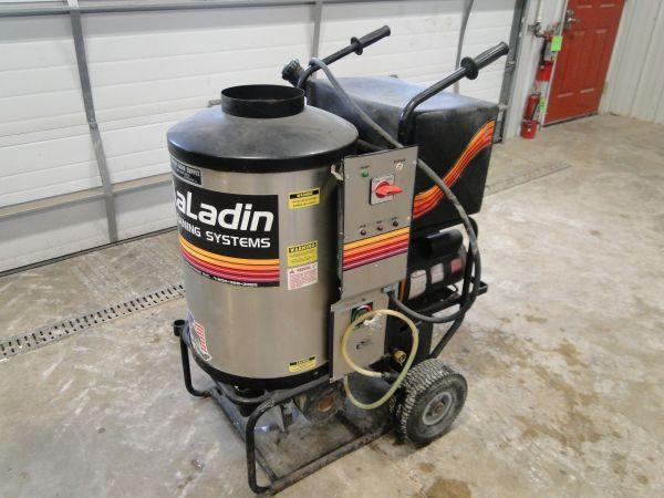 Reconditioned Aaladin Pressure Washer For Sale 110 Volt Carthage Il For Sale In Quincy