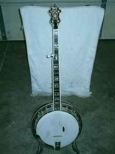 Recording King Banjo - $700 eva al