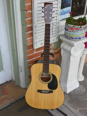 Recording King RD-06 RD06 RD 06 Solid Spruce Top