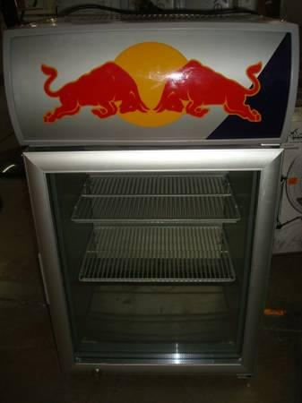 red bull mini fridge for sale in las vegas nevada classified. Black Bedroom Furniture Sets. Home Design Ideas
