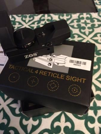 Red Dot Scope - $30
