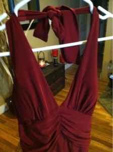 Halter Dress on Red Halter Top Dress     50  Albany  Or  For Sale In Corvallis  Oregon