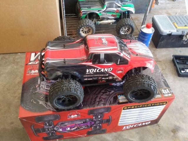 REDCAT RACING VOLCANO EPX RC 4X4