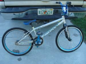 Bmx Bikes In Sarasota Florida Redman Expert BMX bike
