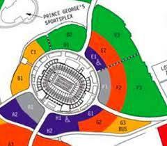 Redskins Parking Map parking lot sweeper Classifieds   Buy & Sell parking lot sweeper  Redskins Parking Map