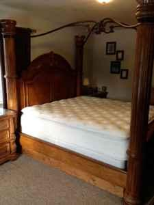 Reduced King Size Bedroom Set Homer For Sale In Kenai