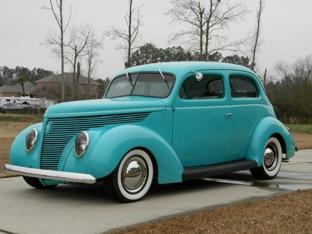 Reduced 1938 ford 2 door sedan street rod 1938 sedan for 1938 ford 2 door coupe