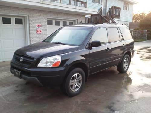 reduced 2003 honda pilot 3rd row seat nicecar call. Black Bedroom Furniture Sets. Home Design Ideas