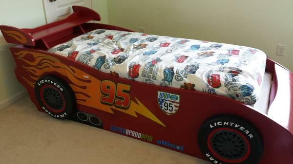 Lightning Mcqueen Car Twin Bed Clifieds Across The Usa Americanlisted