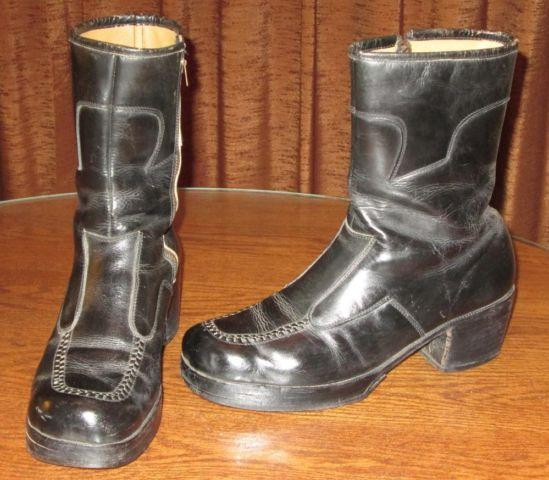 REDUCED! Handmade Honduran Leather Dress Boots