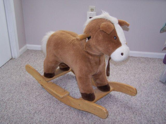 Reduced! Playwell Rocking Horse