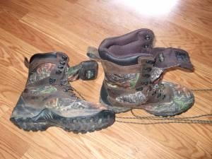 quality design ed1fe c8ba6 *REDUCED* RedHead (sz 10.5) Expedition Insulated Hunting Boots - $50 (East  Memphis)