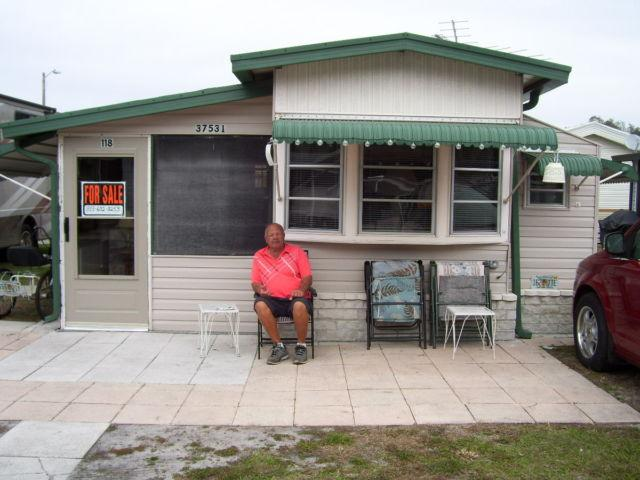 Quotreduced quot trailer for sale in nice park in zephyrhills for Home furniture zephyrhills fl