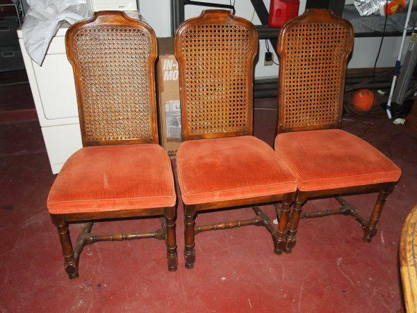 **REDUCED** Vintage Drexel CHAIRS   $40