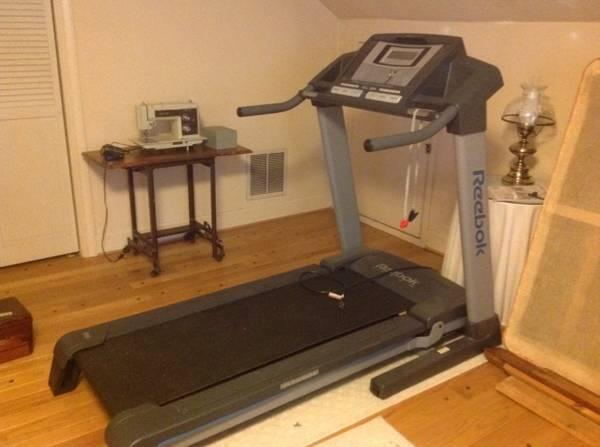 Reebok Treadmill - $450