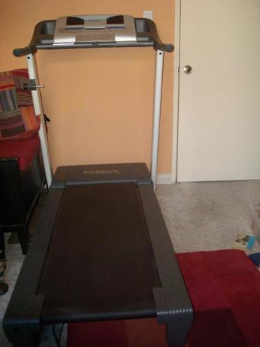 Reebok treadmill 8000 ES