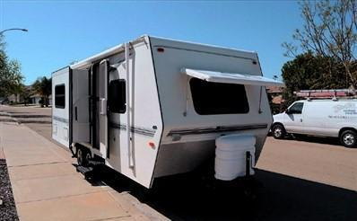 REF Trailer 2001 Northwood Arctic Fox