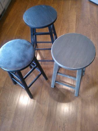 Refinished Bar Stools Chairs Tables Mccall Id For