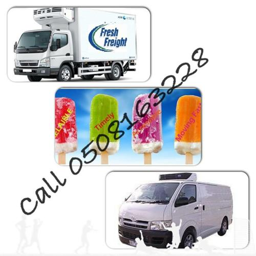 Refrigerated Truck,chiller Van,Freezer pickup,Reefer