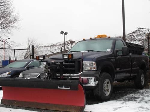Snow Plow Air Intake : Reg cab diesel l snow plow air bag driver