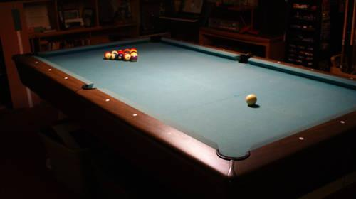 Regulation Size Pool Table For Sale In Church Hill