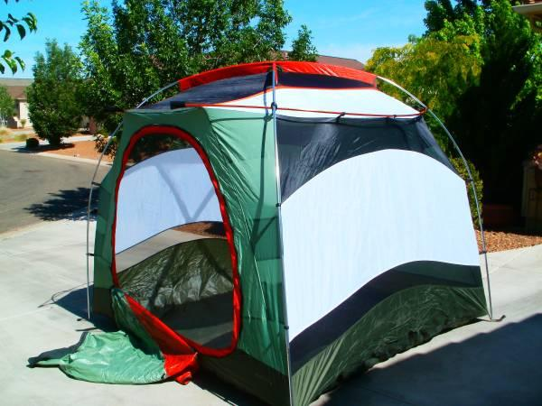 REI 4 person Hobitat Tent - $150 & REI 4 person Hobitat Tent - for Sale in Prescott Valley Arizona ...