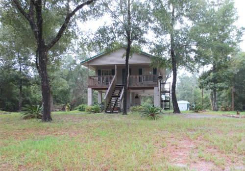 Relaxing Suwannee Riverfront Views